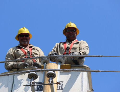 April 18, 2017  —  National Lineman Appreciation Day
